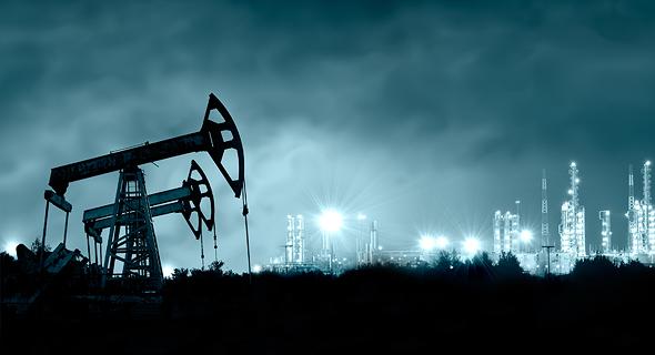 קידוח נפט, צילום: שאטרסטוק