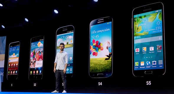 חסן אני'ום Samsung סמסונג, צילום: בלומברג