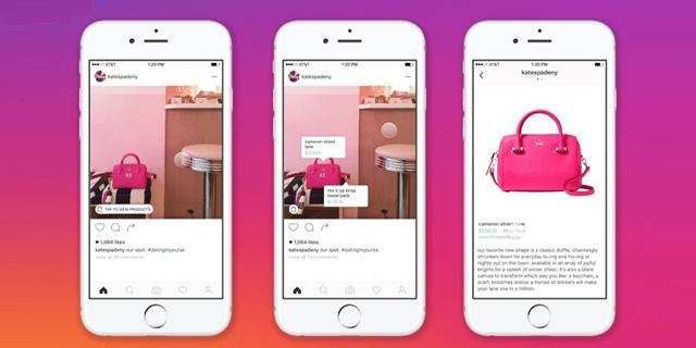 """אינסטגרם מפתחת """"קניון אישי"""" לכל גולש ברשת החברתית"""