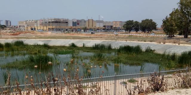עיריית חדרה מציגה: ככה לא מחזיקים מים