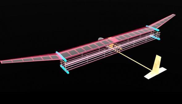 עיצוב המטוס של MIT
