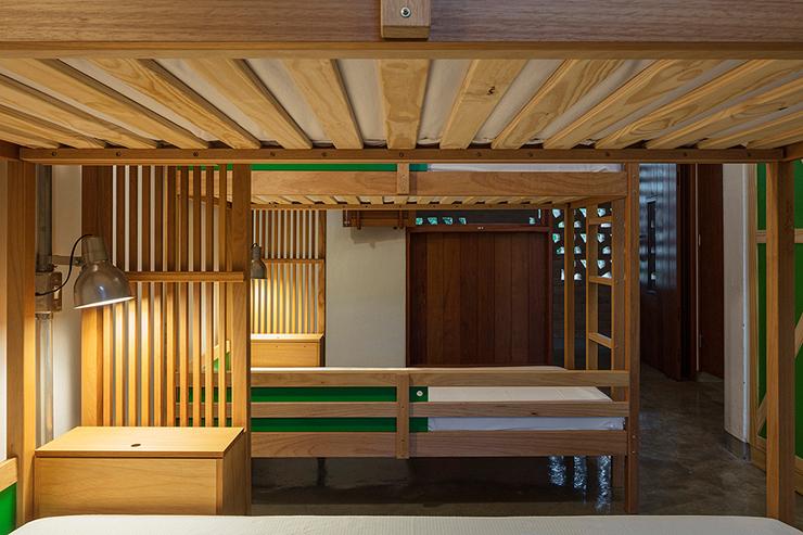 חללי השינה, צילום: Leonardo Finotti/Rosenbaum Arquitetura