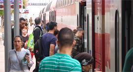 יוקפאו ל-60 יום כל השביתות והעיצומים ברכבת ישראל, צילום: טל אזולאי