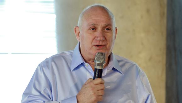 """מנכ""""ל שופרסל איציק אברכהן, צילום: אוראל כהן"""