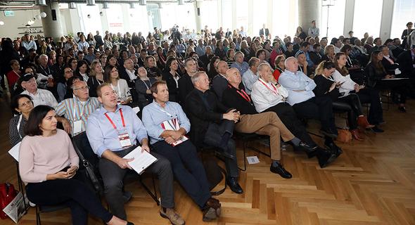 קהל כנס שירות שופרסל, צילום: סיון פרג'