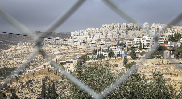 An Israeli settlement. Photo: Shutterstock