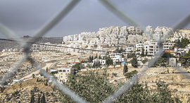 Israeli settlement in the West Bank. Photo: Shutterstock