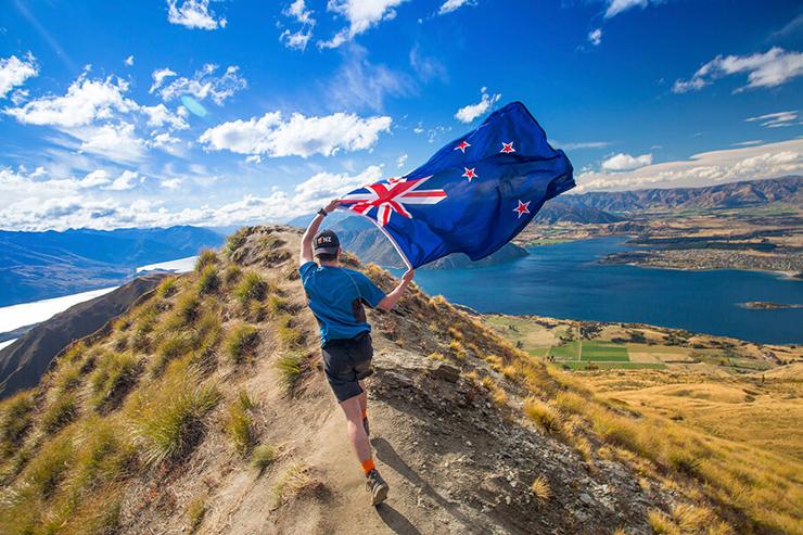 מקום שני - ניו זילנד