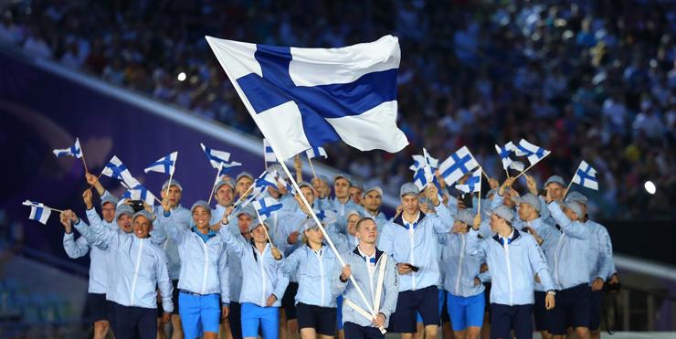 מקום שלישי - פינלנד