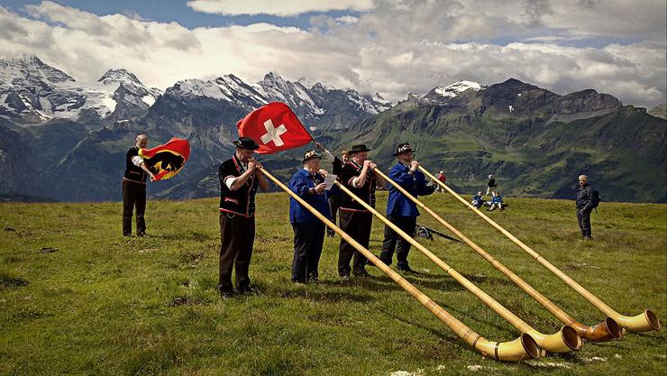 מקום רביעי - שוויץ