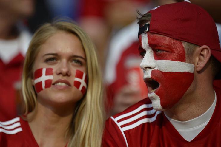 מקום חמישי - דנמרק