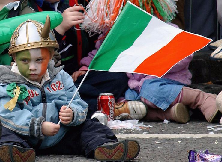 מקום עשירי - אירלנד