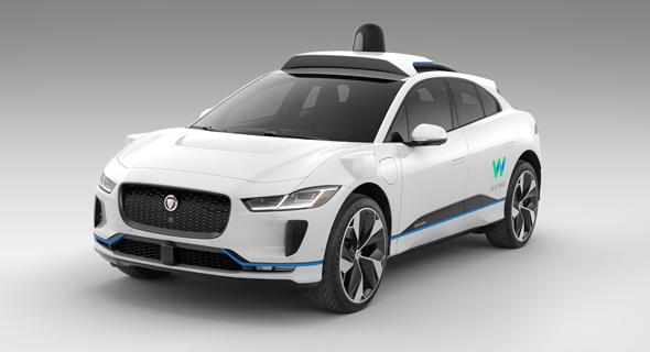 רכב אוטונומי של וויימו Waymo