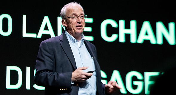 ביל דאלי, המדען הראשי של אנווידיה, צילום: ניר הדר
