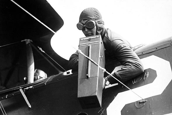 צילום אווירי במלחמת העולם הראשונה