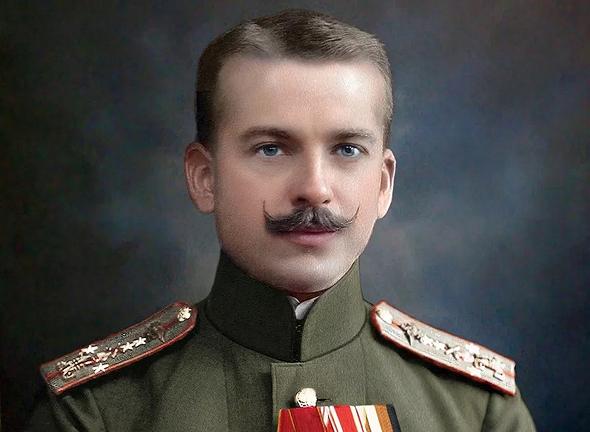 פיוטר נסטרוב, צילום: topnewsrussia