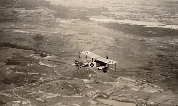 מטוס אלבטרוס B2, צילום: thevintageaviator
