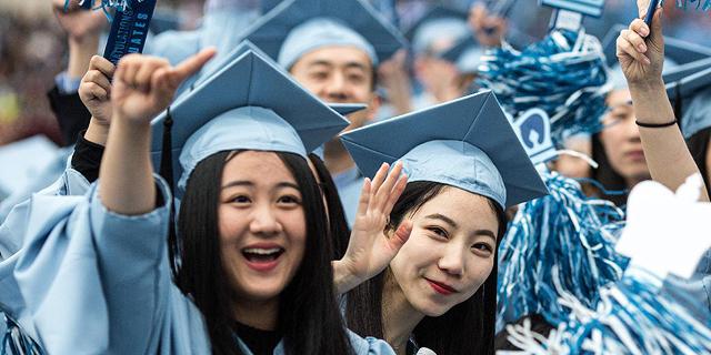 מזומן והטבות: כך נלחמות הערים הסיניות למשוך בוגרי אוניברסיטה