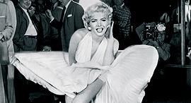 שמלה מרילין מונרו הכי יקר, צילום: גטי אימג'ס