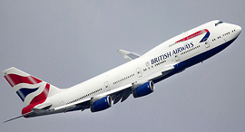"מטוס של בריטיש איירוויס זירת הנדל""ן, צילום: bilaleldaou/Pixabay"