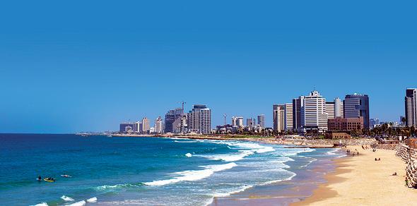 חוף תל אביב (ארכיון)