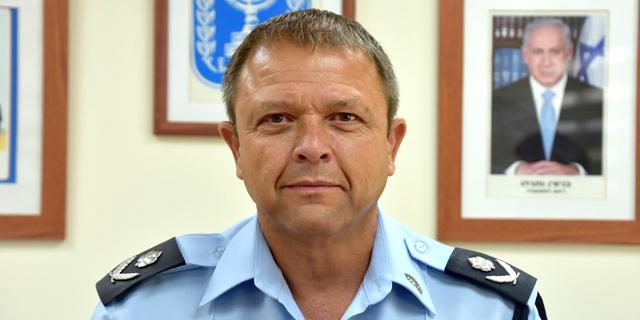 """מ""""מ המפכ""""ל ניצב מוטי כהן, צילום: משטרת ישראל"""