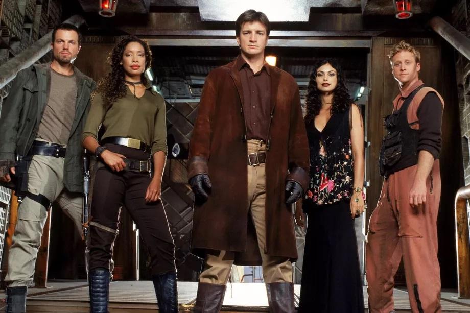 גיקים סדרות Firefly פייסבוק watch, צילום: 20th Century Fox