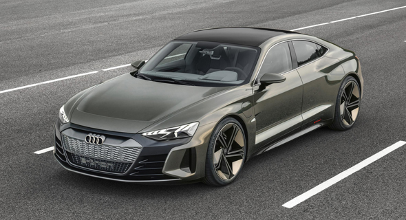 מבריק אאודי חושפת: e-tron GT - מכונית ספורטיבית וחשמלית GM-46