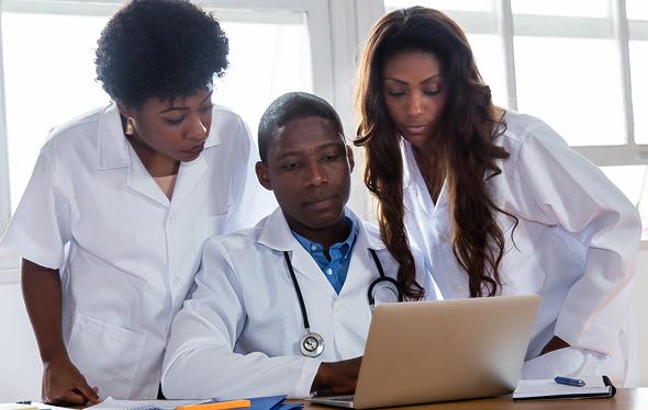 רופאים ורופאות בדרום אפריקה