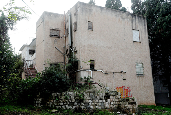 הבית בשדרות יצחק 5 חיפה