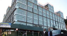 פרויקט פרנקלין של אולייר ב ברוקלין, צילום:  אורן פרוינד