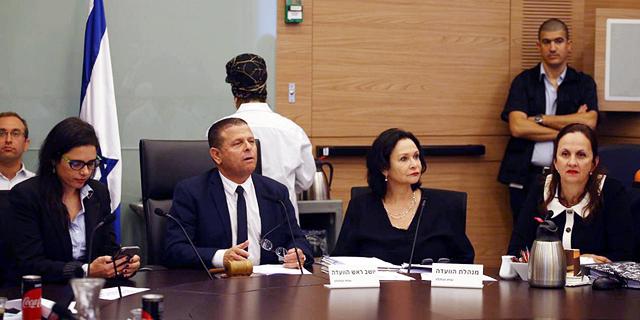 """שקד בוועדת הכלכלה: """"אין לי אמון בדינה זילבר, היא לא תייצג עוד את הממשלה"""""""