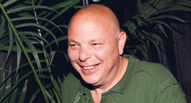 קובי טריביטש איש עסקים, צילום: אביב חופי