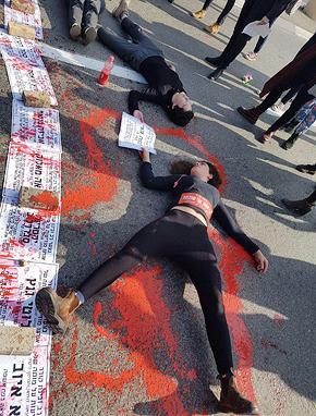 מחאת הנשים: ירושלים