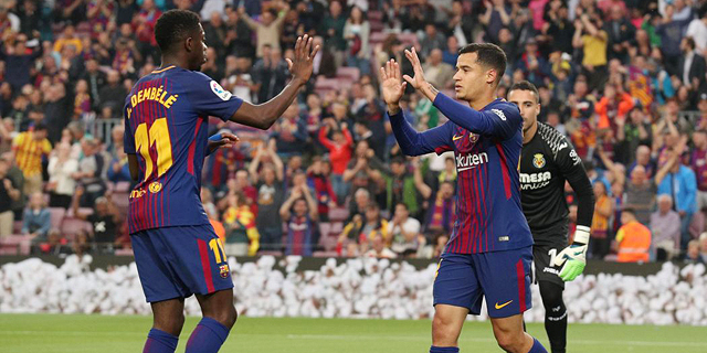 האם ברצלונה יכולה להמשיך לתחזק את הסגל המתוגמל ביותר בכל הזמנים?