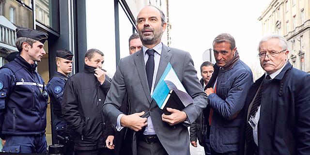 """צרפת: """"נעלה את מספר הבדיקות ל-700 אלף בשבוע"""""""