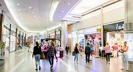 """קניון בבודפשט זירת הנדל""""ן, צילום: Shutterstock"""