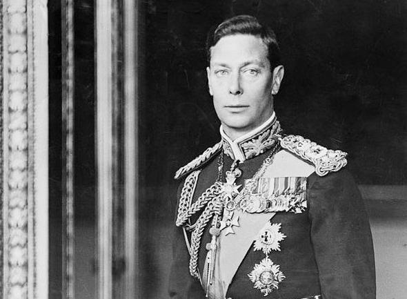 המלך ג'ורג' השישי