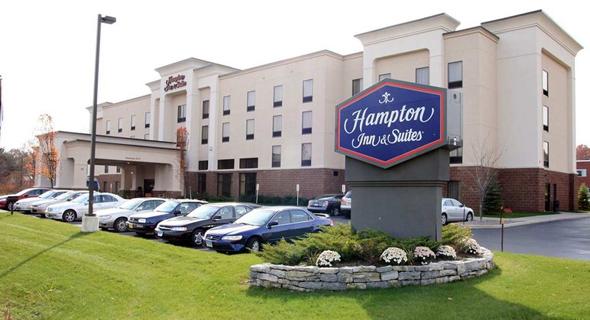 מלון המפטון אין הילטון, אולבני ניו יורק