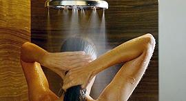 מקלחת חכמה בקיקסטארטר ראש מקלחת