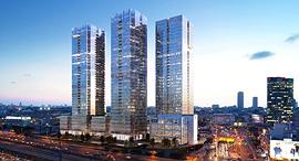 הדמיית מגדלי ויתניה תל אביב, הדמיה: סטודיו 84 תכנון: ישר אדריכלים