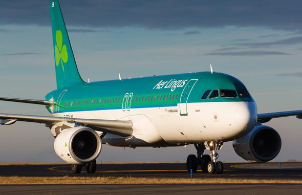 אייר לינגוס איירבוס A320, צילום: שאטרסטוק