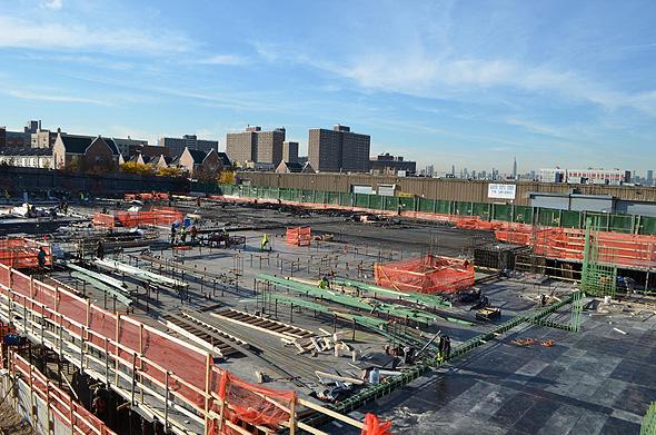 פרויקט בושוויק בברוקלין