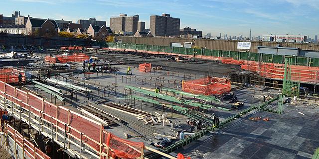 אוליייר חתמה על הסכם לא מחייב למימון של 170 מיליון דולר לפרויקט בברוקלין