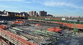 פרויקט בושוויק של חברת אולייר AllYear ב ברוקלין, צילום: אורן פרוינד