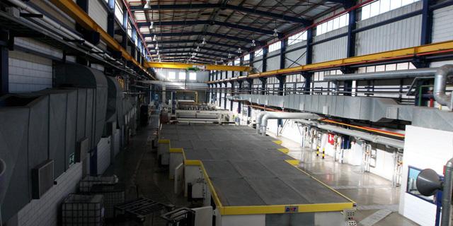 מפעל סלינה בנצרת עילית, צילום: ערן יופי כהן