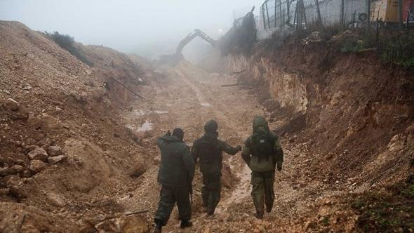 """פעילות כוחות צה""""ל בגבול הצפון"""