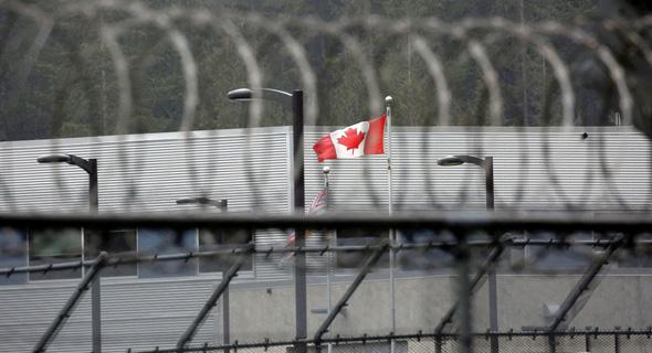מנג וואנז'ו Meng Wanzhou  וואווי בית הכלא ב קנדה בריטיס קולומביה, צילום: David Ryder