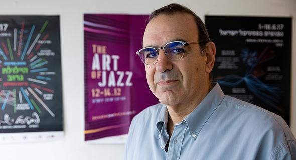 """מנכ""""ל פסטיבל הג'אז אייל שר"""