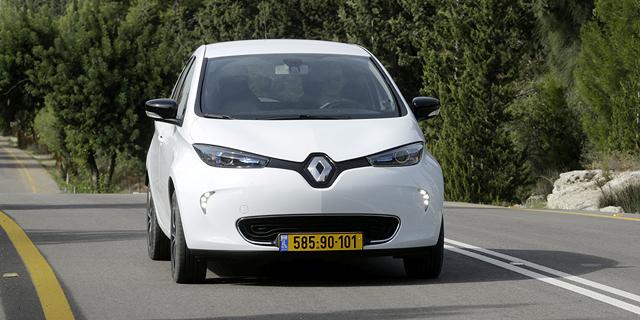 עובדי מיקרוסופט ישראל ייסעו ברכבים חשמליים